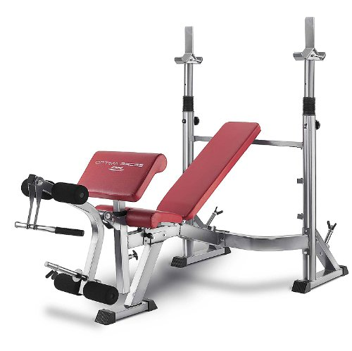 BH Fitness trainingsbank g330Optima Press Banc Multipositions Optima Press