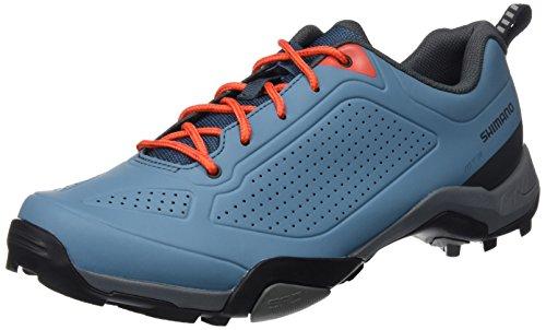 SHIMANO Shmt3og440sb00, Chaussures de Cyclisme sur Route Homme, Bleu (Blue), 44 EU