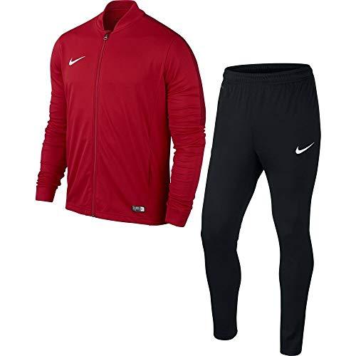 Nike - Academy16 Knt - Survêtement - Homme - Multicolore (rouge/noir/blanc) - S