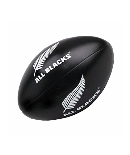 Gilbert All Blacks Supporter Ballons, Noir, 3