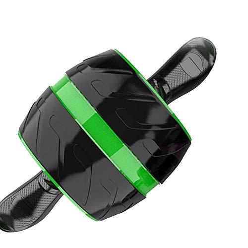Roue de muscle abdominal - Débutant automatique Rebond Roue de muscle abdominal Équipement de conditionnement physique à la maison Unisexe Ab Roller Wheel