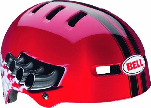 BELL Fraction Casque de vélo Enfant XS Red Daytona