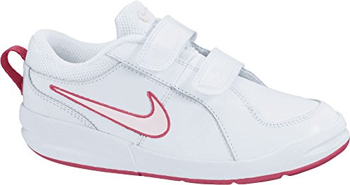 Nike - 454478 - Chaussures - Fille - Blanc (White/Prism Pink-Spark 103) - 23.5 EU