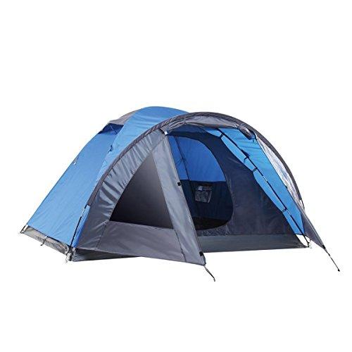 SEMOO Tente de Camping imperméable, 2-3 Personnes, 4 Saisons, 320 x 240 x 130 cm, Tente avec moustiquaire et Sac de Transport
