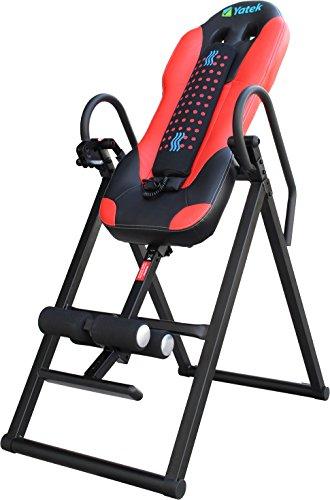 Yatek Table d'inversion Pliante Deluxe, supporte jusqu'à 150 kg avec malaxeur, Robuste et possibilité d'inversion Totale.