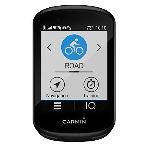 Garmin Edge 830 Navigation Mixte Adulte Noir (Negro) Taille Unique