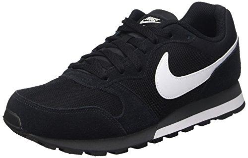Nike Md Runner 2, Chaussures Multisport Outdoor homme,  Noir (Black (010)010) - 43 EU