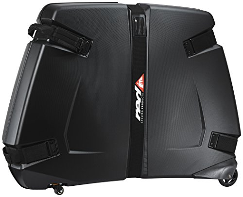 Red Cycling Products Bike Box II - Housse de Transport - Noir 2019 Valise á Velo