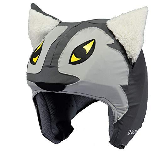 Barts Helmet Cover 3D, Cagoule Garçon, Multicolore (Mehrfarbig_Dragon), Fabricant: Taille Unique
