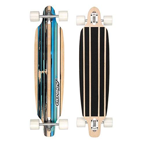 Osprey Twin Tip Skateboard Bleu/Vert 99 cm