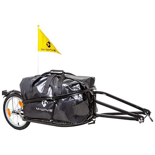 M-Wave Single 40 Remorque mono-roue pour vélo