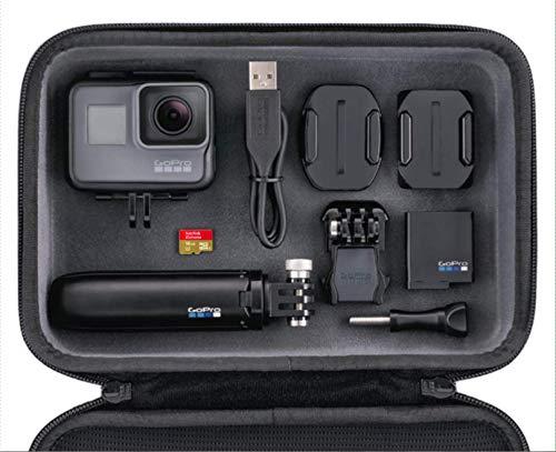 GoPro Hero 5 Caméra d'action Noir avec accessoires inclus