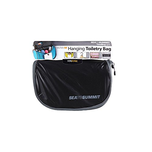 Sea to Summit - Trousse De Toilette Suspendable S Unique - Noir