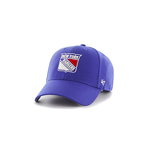 47 Brand Relaxed Fit Cap - MVP New York Rangers royal