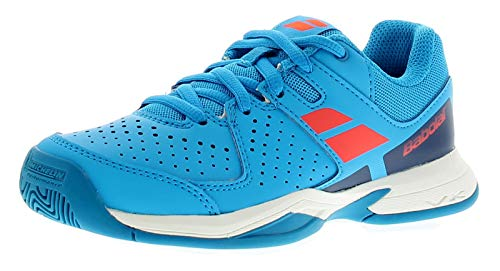 Babolat - Pulsion all court junior - Chaussures tennis - Bleu moyen - Taille 35