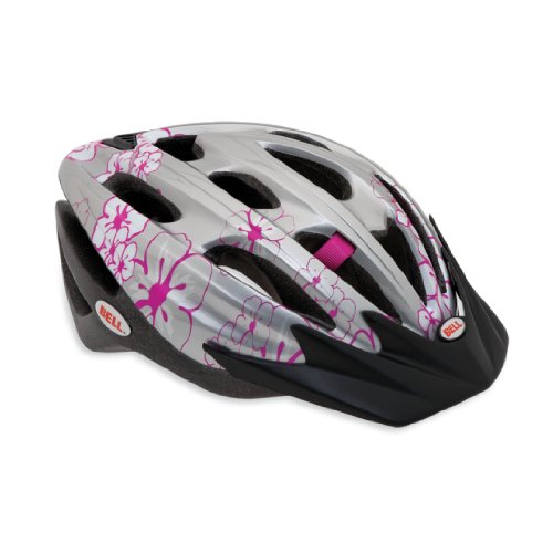 Bell Cognito / 210019007 Casque de cyclisme Taille 50-57 cm Argent/Rose sash