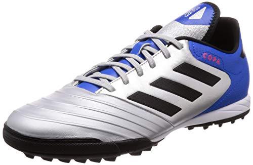 adidas Copa Tango 18.3 TF, Chaussures de Football Homme, Multicolore (Plamet/Negbás/Fooblu 001), 44 EU