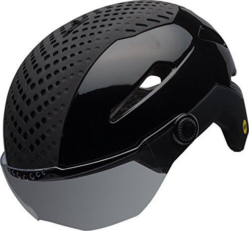 BELL Annex Shield MIPS Casque Homme, Matte/Gloss Black, 55-58 cm