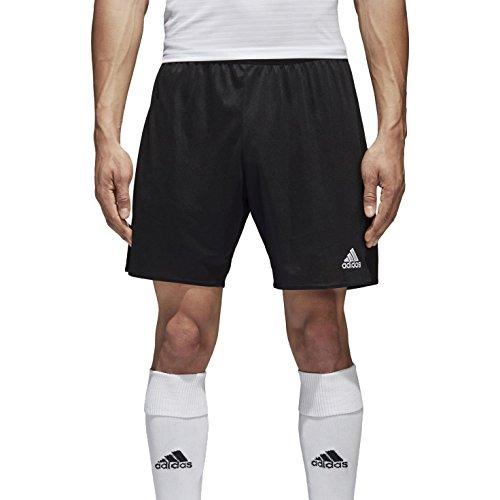 adidas AJ5880 Short Homme, Noir/Blanc, FR : L (Taille Fabricant : L)