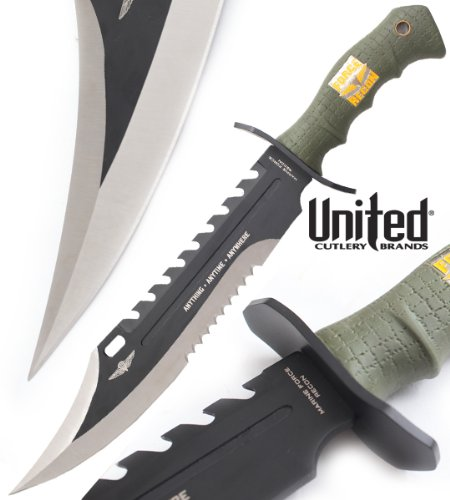 RKS Diffusion Couteau de Chasse UC2863 United Cutlery Camping