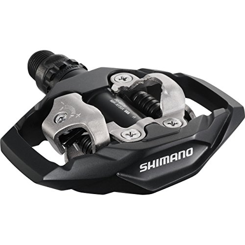 SHIMANO E-PDM530 Pédale de vélo PD-M530 (Noir)