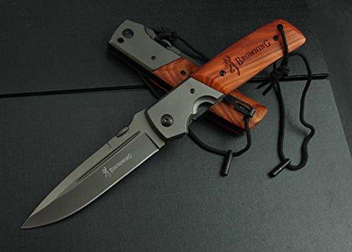 BROWNING Knife Couteau pliant extérieur da52