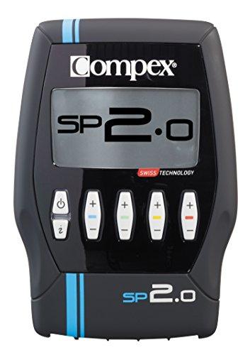 Compex SP 2.0 Electrostimulateur Noir