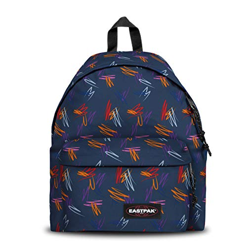 Eastpak Padded PAK'R Sac à Dos Loisir, 40 cm, 24 liters, Multicolore (Scribble Urban)