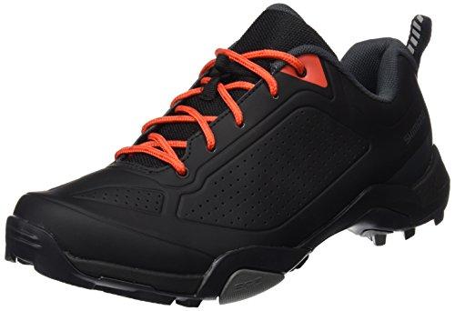 SHIMANO Shmt3og420sl00, Chaussures de Cyclisme sur Route Homme, Noir (Black), 42 EU