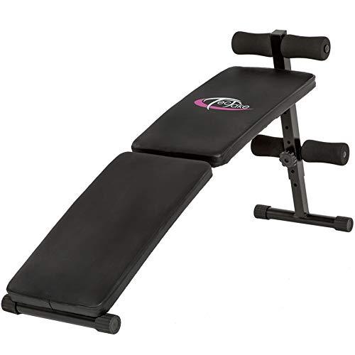 Appareil De Musculation Du Dos Abdominaux Fitness Banc Pliable Hyper