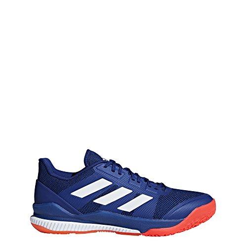 adidas Stabil Bounce, Chaussures de Handball Homme, Multicolore (Tinmis/Ftwbla/Rojsol 000), 46 EU