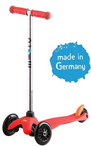 Micro Mini Micro Trottinette 3 roues enfant Rouge