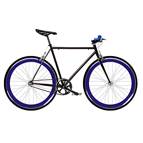 Vélo Fix 2 Bleu. monomarcha Fixie/single speed. Taille 56...