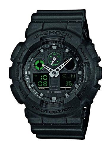 Montre Homme Casio G-Shock GA-100MB-1AER