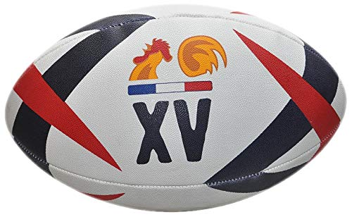 XV de France Ballon de Rugby Collection Officielle FFR Fédération Française de Rugby