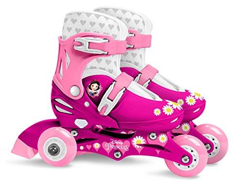 Stamp - J100830 - Vélo - Rollers Princesses Disney, Taille 27/30