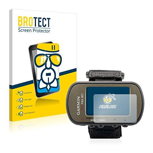 BROTECT Protection Ecran Verre pour Garmin Foretrex 401 - Protecteur Vitre 9H - AirGlass