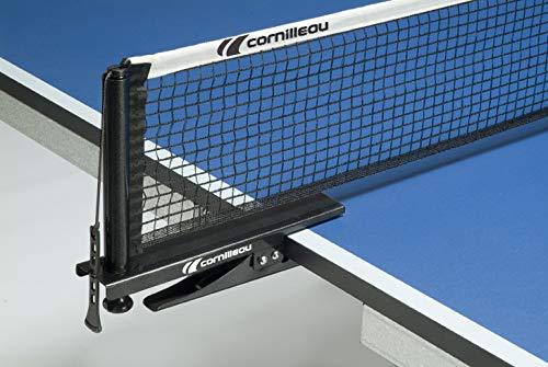 CORNILLEAU Sport Avance Kit de Filet & Poteaux de Tennis de table (Pour Tables Non CORNILLEAU)