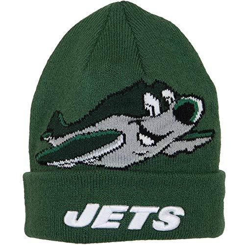 New Era NFL Mascot Bonnet d'hiver pour Enfant, New York Jets, Infant