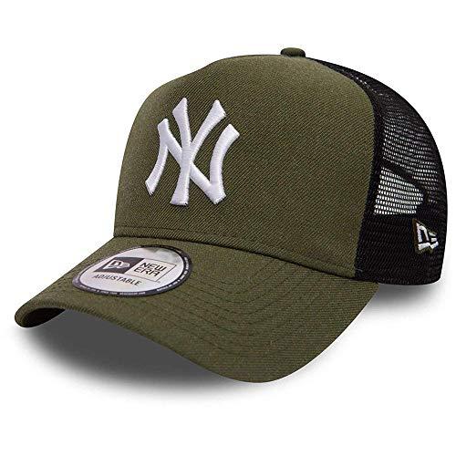 New Era Seas Heather Trucker NY Yankees snapback