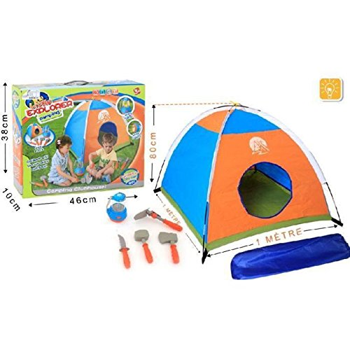 MGM Grand Set Camping Tente Pop-up Accessoires, 110828, Taille Unique