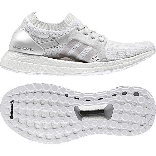Adidas Ultraboost X Chaussures de Course Femme Blanc, 37 1/3