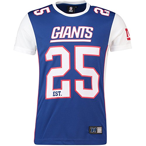 Majestic NFL Mesh Polyester Jersey Shirt - New York Giants