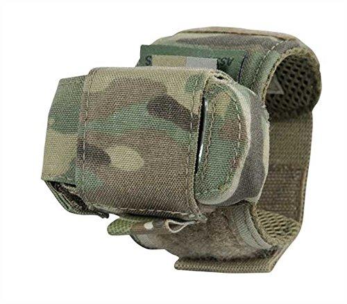 Warrioir Assault Systems Étui pour GPS Garmin 301 401 Warrior Elite ops Camouflage