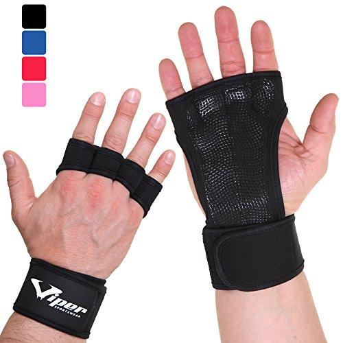 Gants Crossfit Manique de Musculation - Protège de Poignets 2c9a84f180e