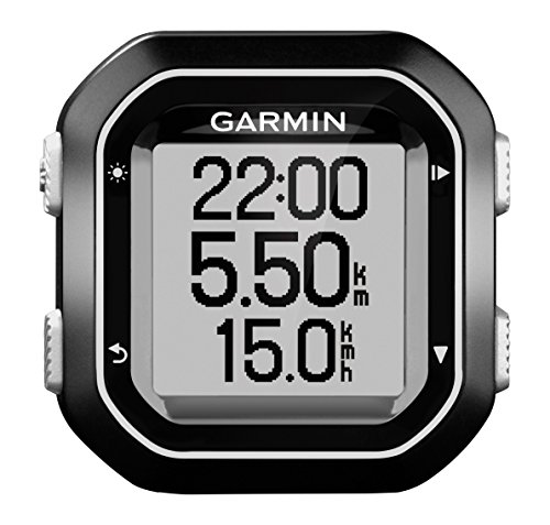 Garmin - Edge 25 - Compteur GPS de vélo ultra léger