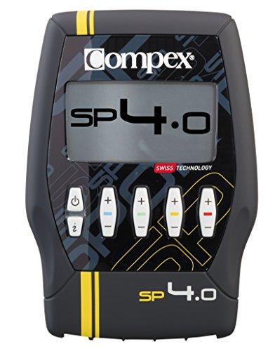 Compex SP 4.0 Electrostimulateur Noir