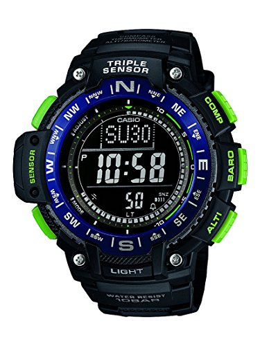 Montre Homme Casio Collection SGW-1000-2BER
