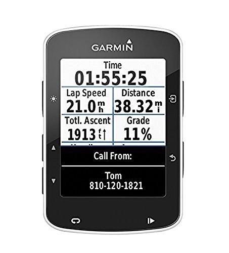 Garmin - Edge 520 - Compteur GPS de vélo connecté - Analyse du pédalage