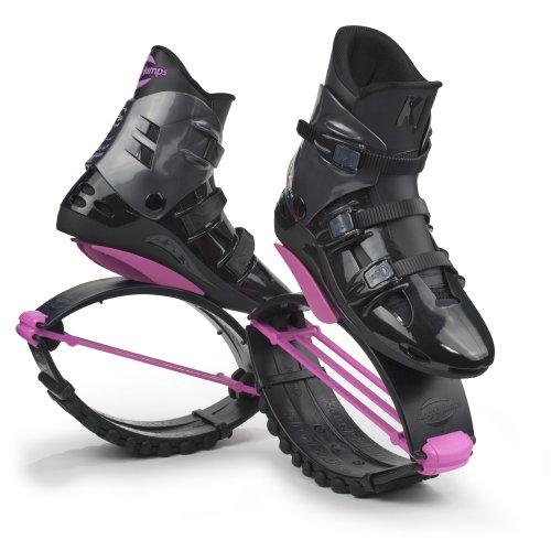Kangoo Jumps xR 3 chaussures  rebonds pour femme rebound shoes S Multicolore - Noir/Rose